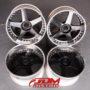 youtube veilside andrew racing dish 19 inch deep wheels for sale uk europe-1