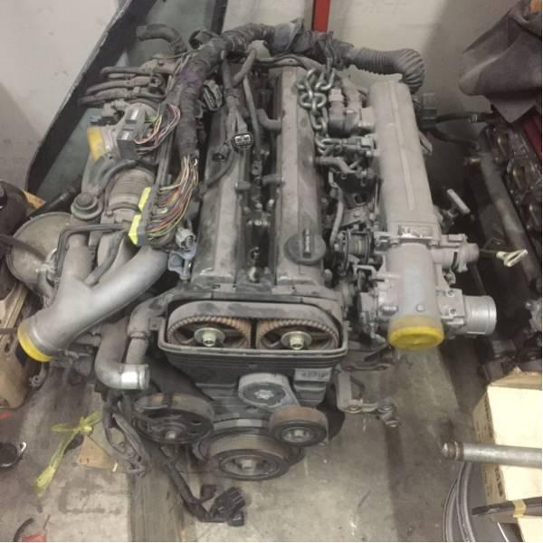 2jzgte Complete Engine