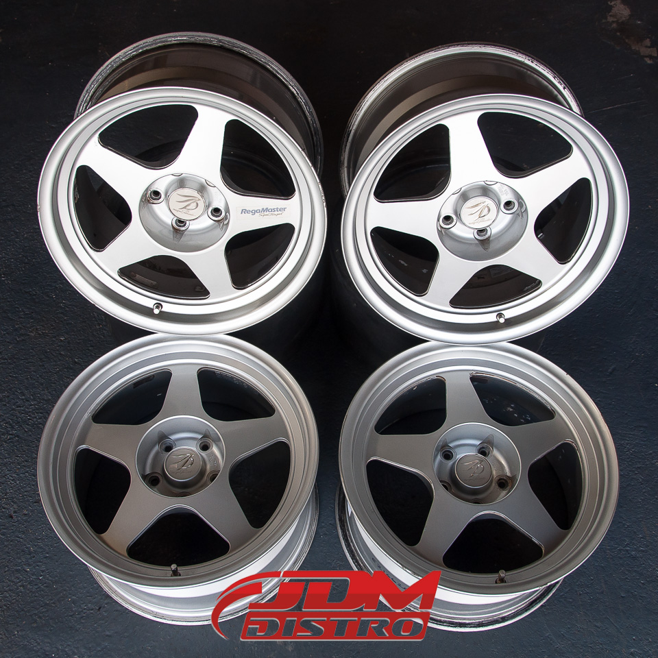 -DESMOND REGA MASTER silver 17 inch alloy wheels for sale uk europe-1