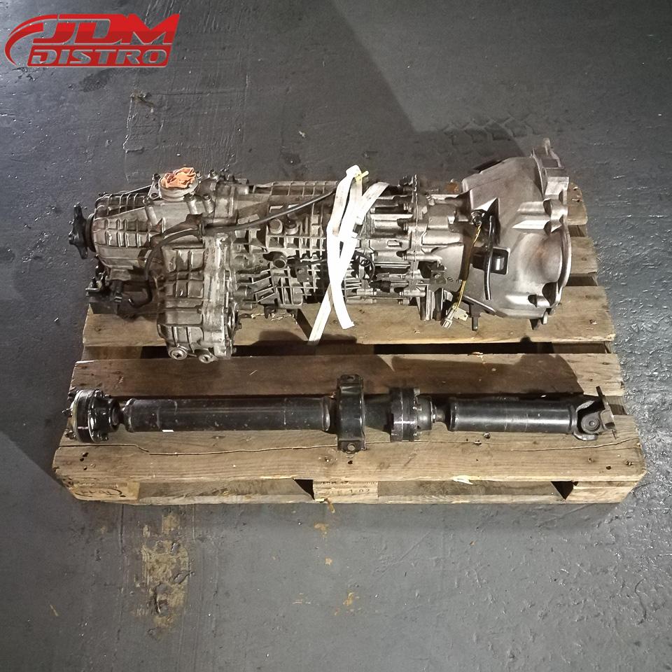 Nissan Skyline R34 Gtr Complete Getrag Transmission