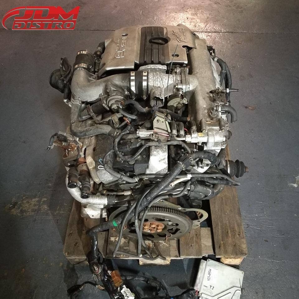 Nissan Skyline R34    Stagea Wgc34 Rb25det Neo Engine