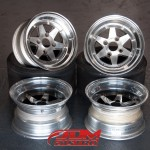 SSR LONGCHAMP XR4 old school 14 inch wheels for sale uk europe-1
