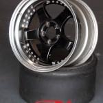 SSR PROFESSOR SP1 black polished 17 inch for sale uk europe-4