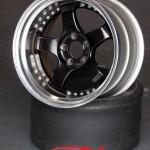 SSR PROFESSOR SP1 black polished 17 inch for sale uk europe-5