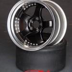 SSR PROFESSOR SP1 black polished 17 inch for sale uk europe-6
