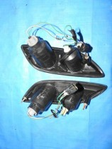 MAZDA RX7 99 SPEC FRONT BUMPER LIGHTS