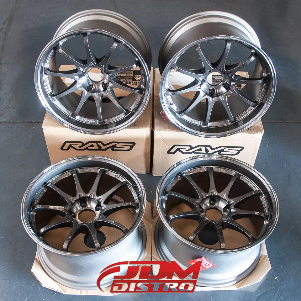 Rays volk racking ce28sl 18 inch gtr brand new for sale uk europe-1