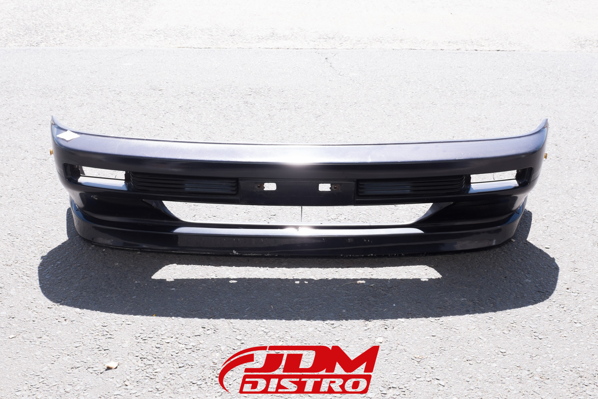 NISSAN SILVIA S13 FRONT BUMPER WITH CA FRONT LIP