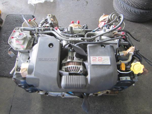 SUBARU LEGACY TOMMY KAIRA EJ20 ENGINE - 2 2 SPEC