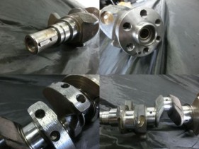 NISSAN SKYLINE GTR RB26 CRANKSHAFT