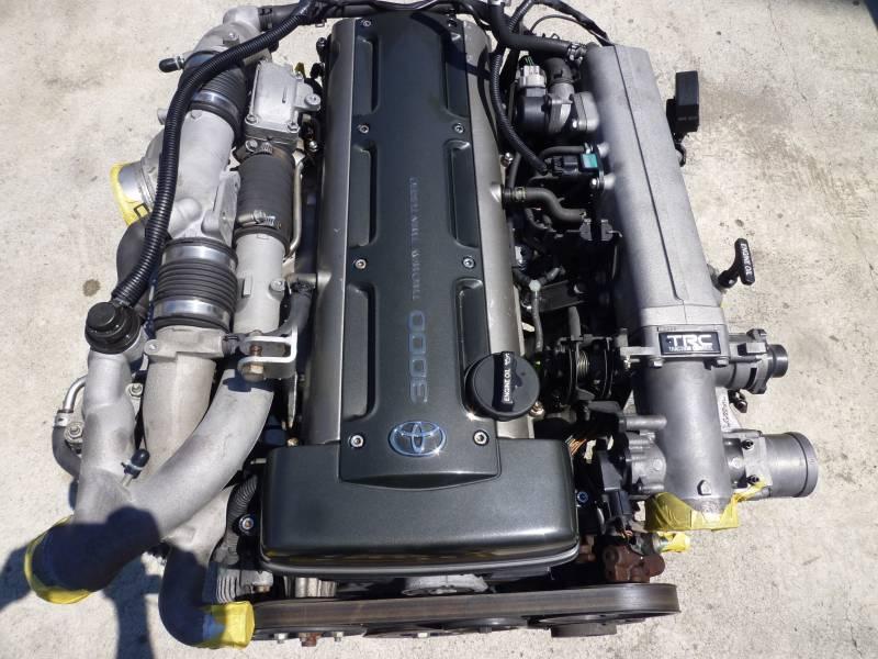 Toyota Aristo Supra Jza80 Jzs147 2jzgte Non Vvti Engine