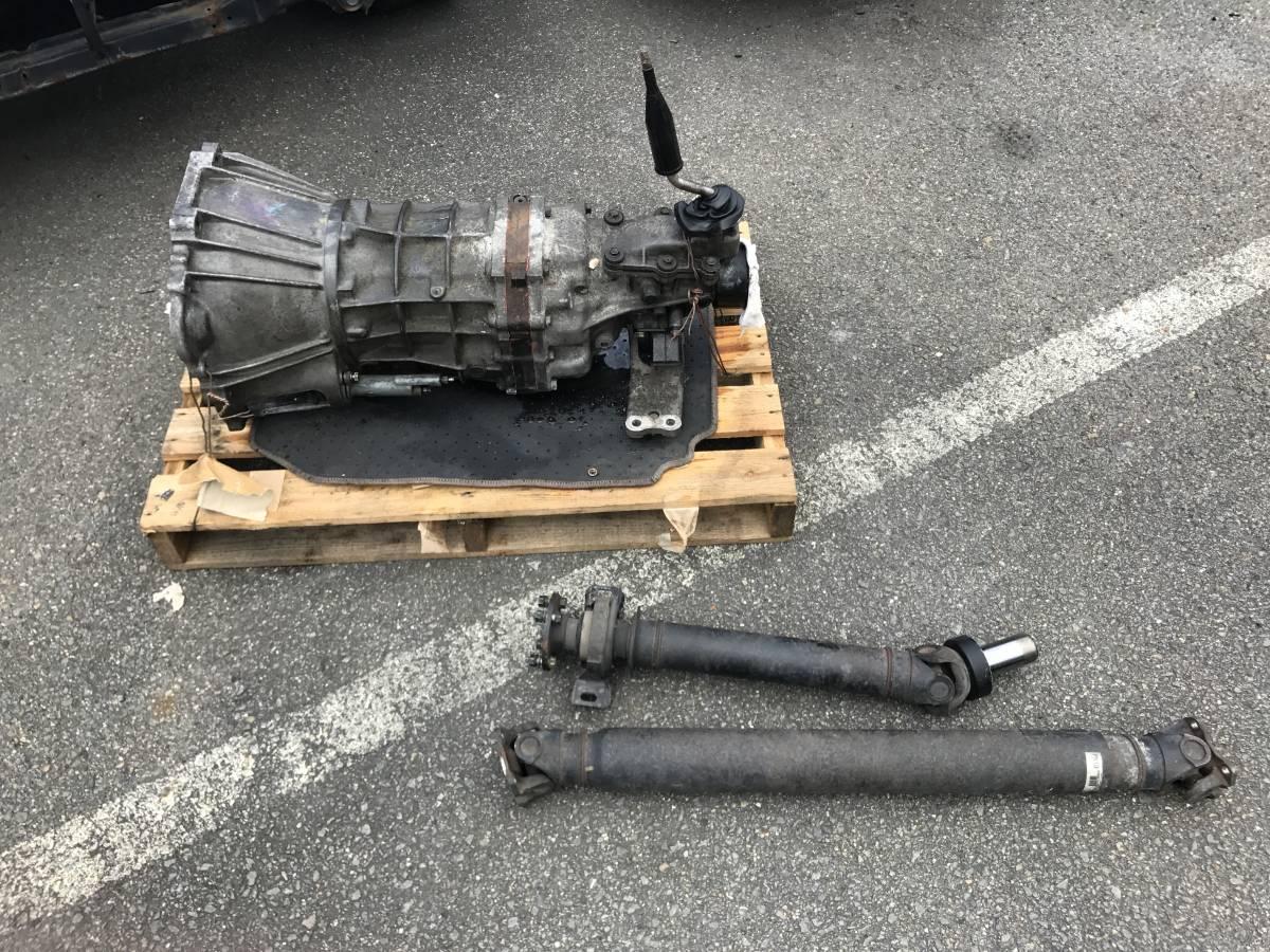 1jz manual transmission