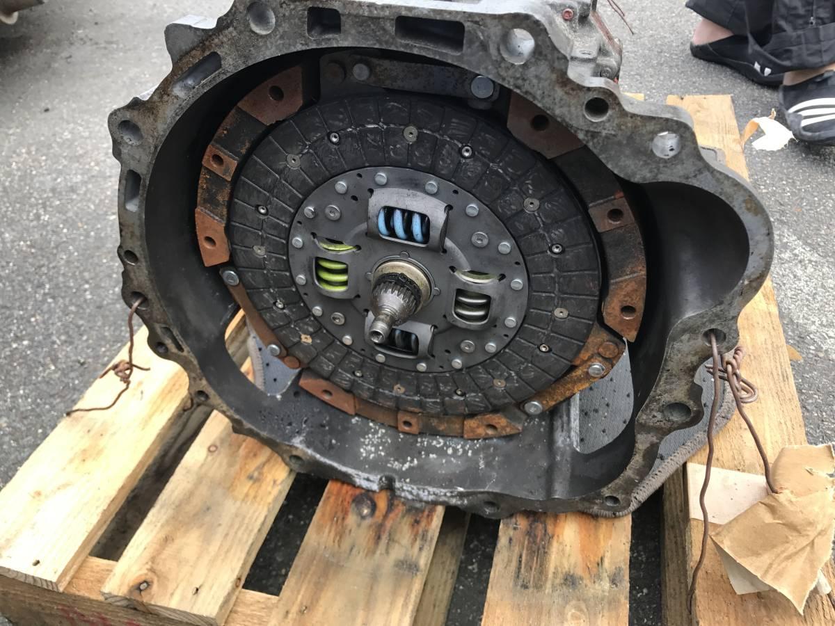 2jz Manual transmission