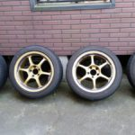 advan rg 1 17×8.5 for sale uk ireland finland france