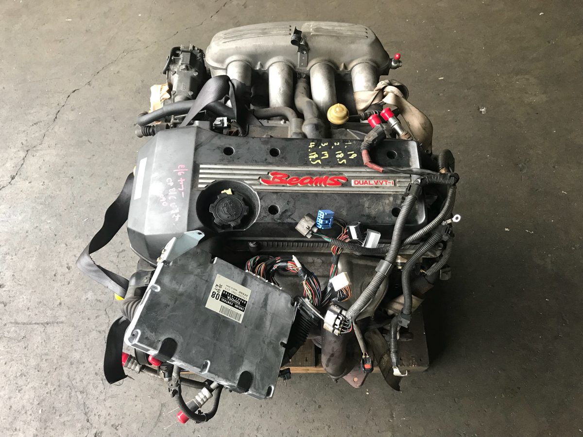 altezza sxe10 3sge beams engine for sale uk ireland europe spain