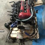 modified sr20det engine with t28 turbo For sale UK Ireland Europe