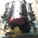 toyota chaser 1jz vvti front sump engine For sale UK Ireland Europe