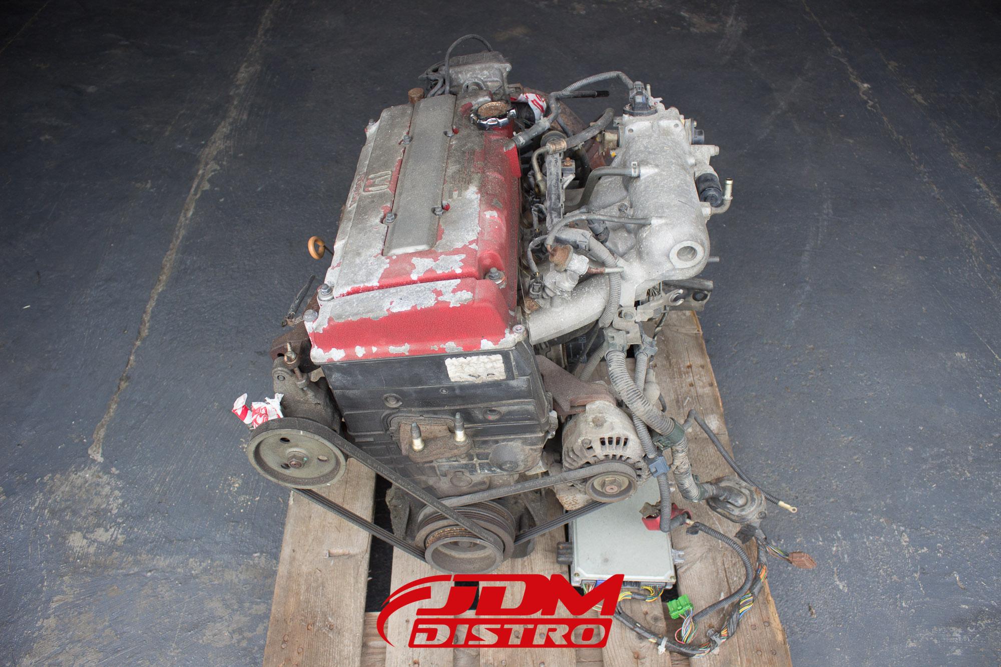 HONDA CIVIC TYPE-R EK9 B16B ENGINE AND S4C GEARBOX - JDMDistro - Buy JDM Parts Online Worldwide ...