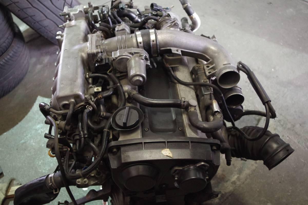Nissan Skyline R34 Gtt Rb25det Neo Engine