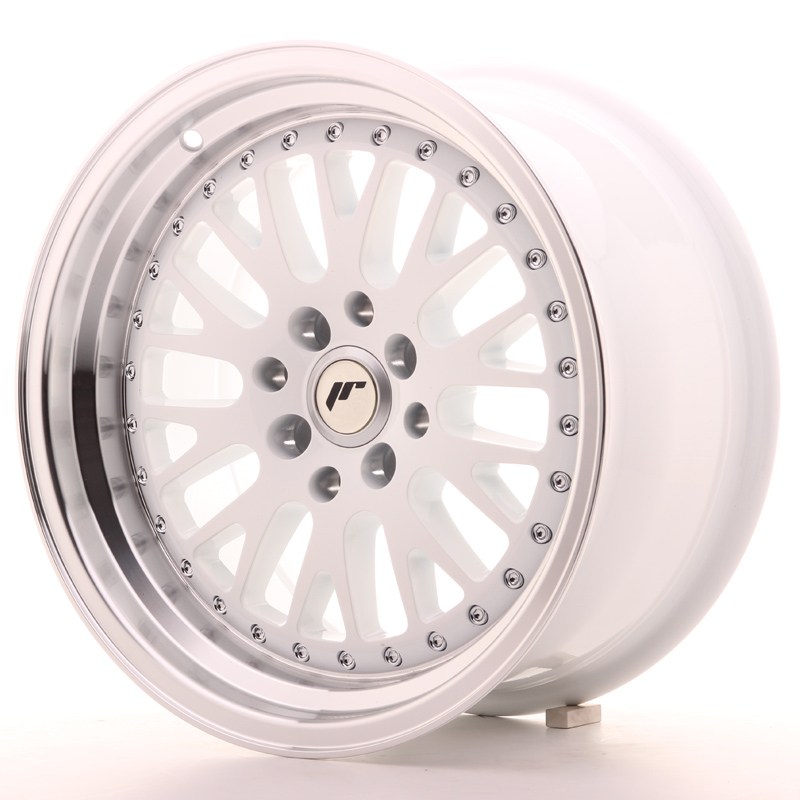 Japan Racing JR10 16x8 ET10 4x100/114 White