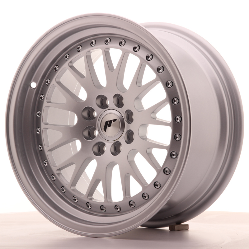 Japan Racing JR10 16x8 ET20 4x100/108 Full Silver