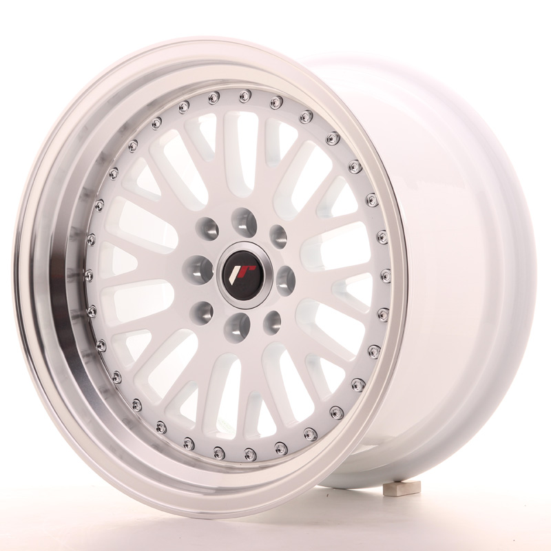 Japan Racing JR10 16x9 ET10 4x100/114 White