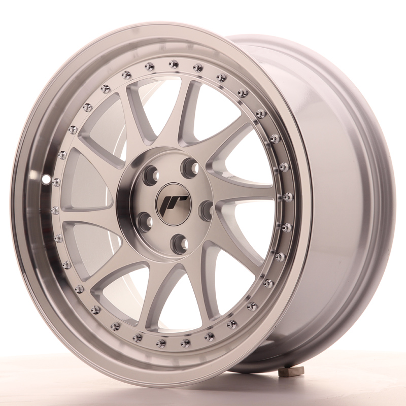 japan racing jr wheels jr26 18x8 5 et40 5x114 3 machined. Black Bedroom Furniture Sets. Home Design Ideas