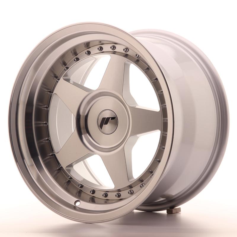 japan racing jr wheels jr6 17x10 et20 custom pcd silver. Black Bedroom Furniture Sets. Home Design Ideas