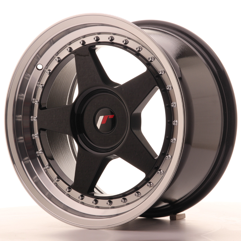 japan racing jr wheels jr6 17x9 et20 35 custom pcd black. Black Bedroom Furniture Sets. Home Design Ideas