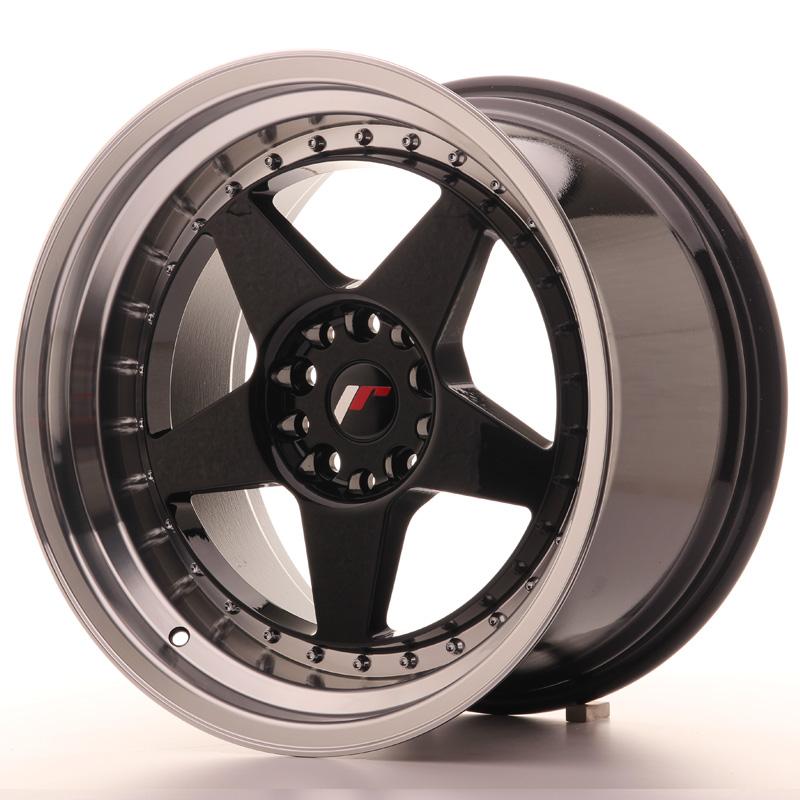 japan racing jr wheels jr6 18x10 5 et25 5x114 3 5x120. Black Bedroom Furniture Sets. Home Design Ideas