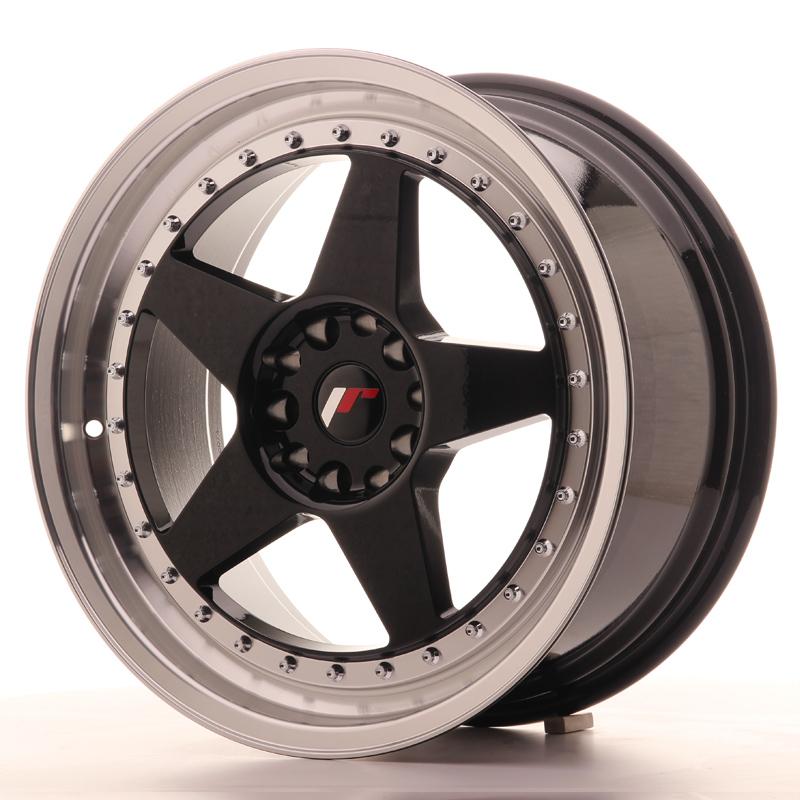 japan racing jr wheels jr6 18x8 5 et22 5x114 3 5x120. Black Bedroom Furniture Sets. Home Design Ideas