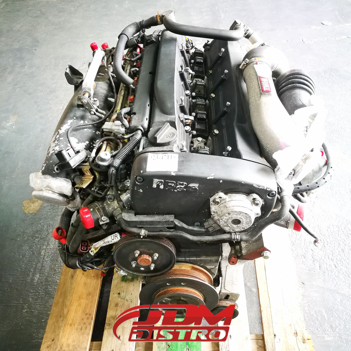 R33 Rb26dett Engine For Sale In The Uk Green Communities Canada Wiring Harness