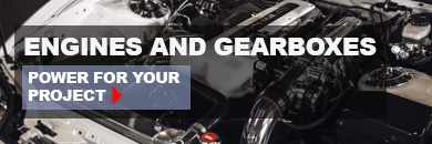 JDM Engines & Gearboxes - Motors & Transmission complete