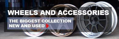 JDM Alloy Wheels and accessories - new and used