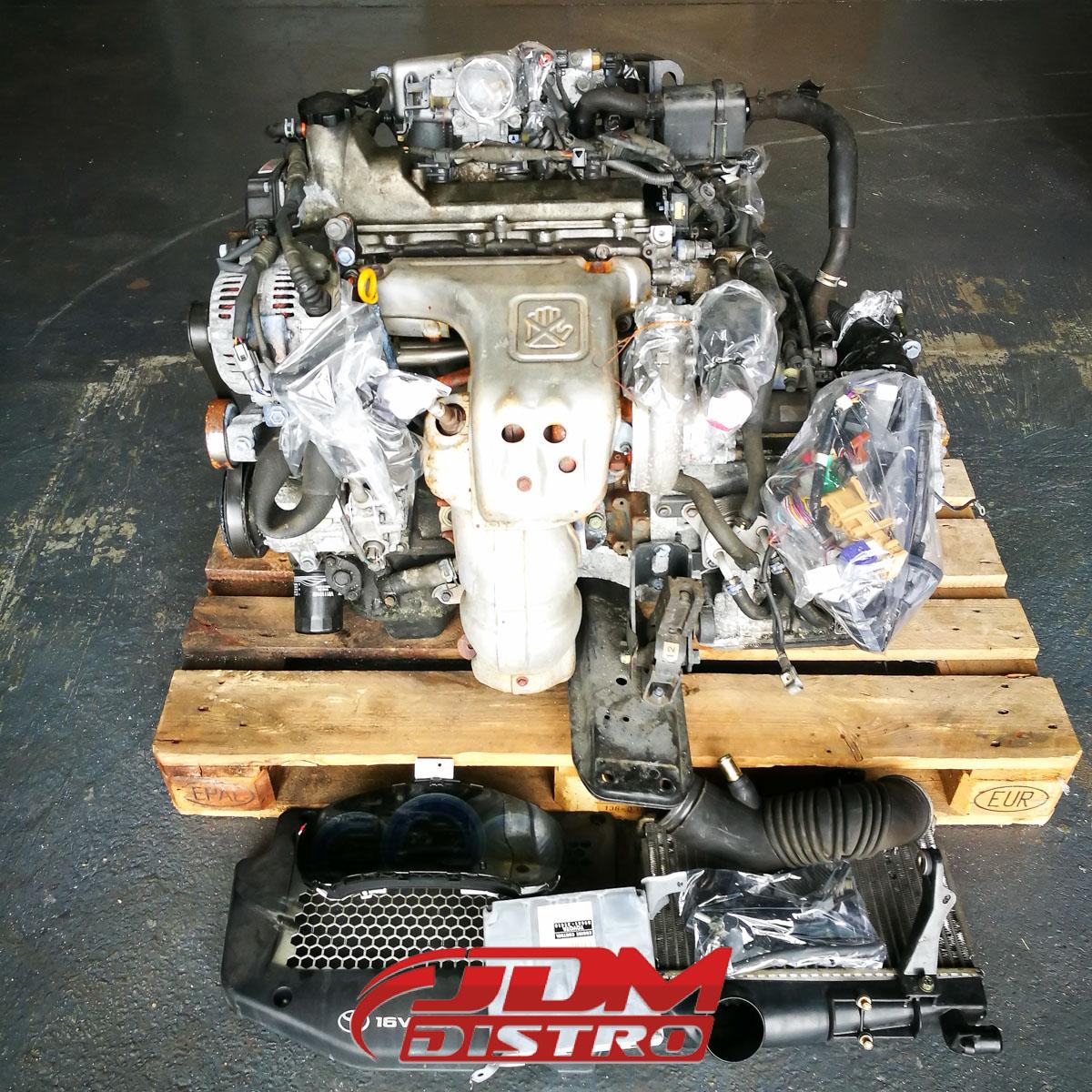 TOYOTA CELICA / CALDINA GT4 ST246W 3SGTE ENGINE & GEARBOX
