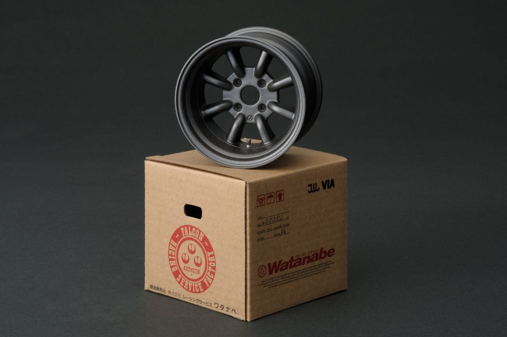 RS Watanabe R-Type 17x9