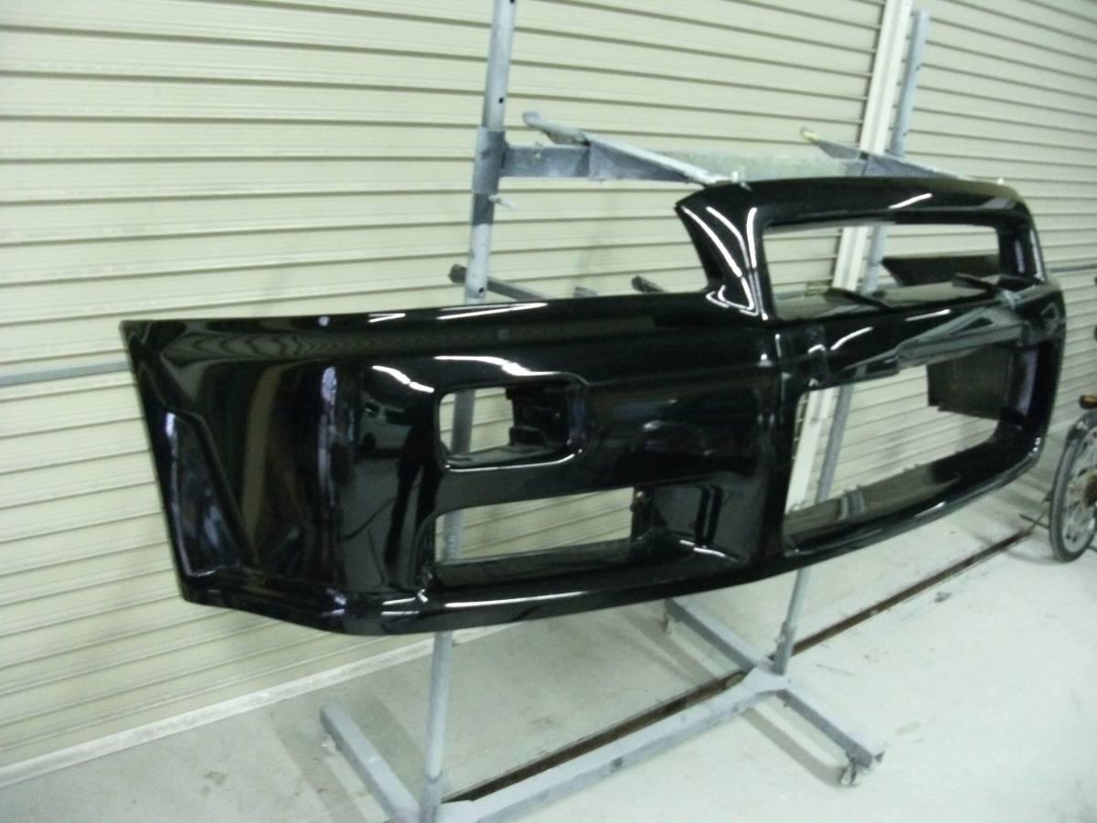 nissan skyline r34 gtr genuine oem front bumper. Black Bedroom Furniture Sets. Home Design Ideas