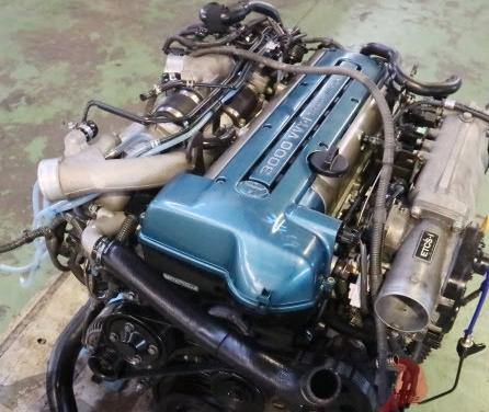 TOYOTA ARISTO SUPRA JZA80 JZS161 2JZGTE VVTI ENGINE - JDMDistro - Buy JDM Parts Online Worldwide Shipping