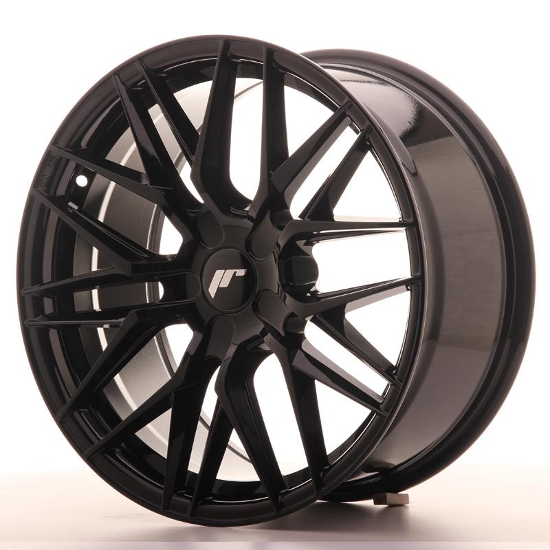 japan racing jr wheels jr28 18x8 5 et20 40 custom pcd. Black Bedroom Furniture Sets. Home Design Ideas