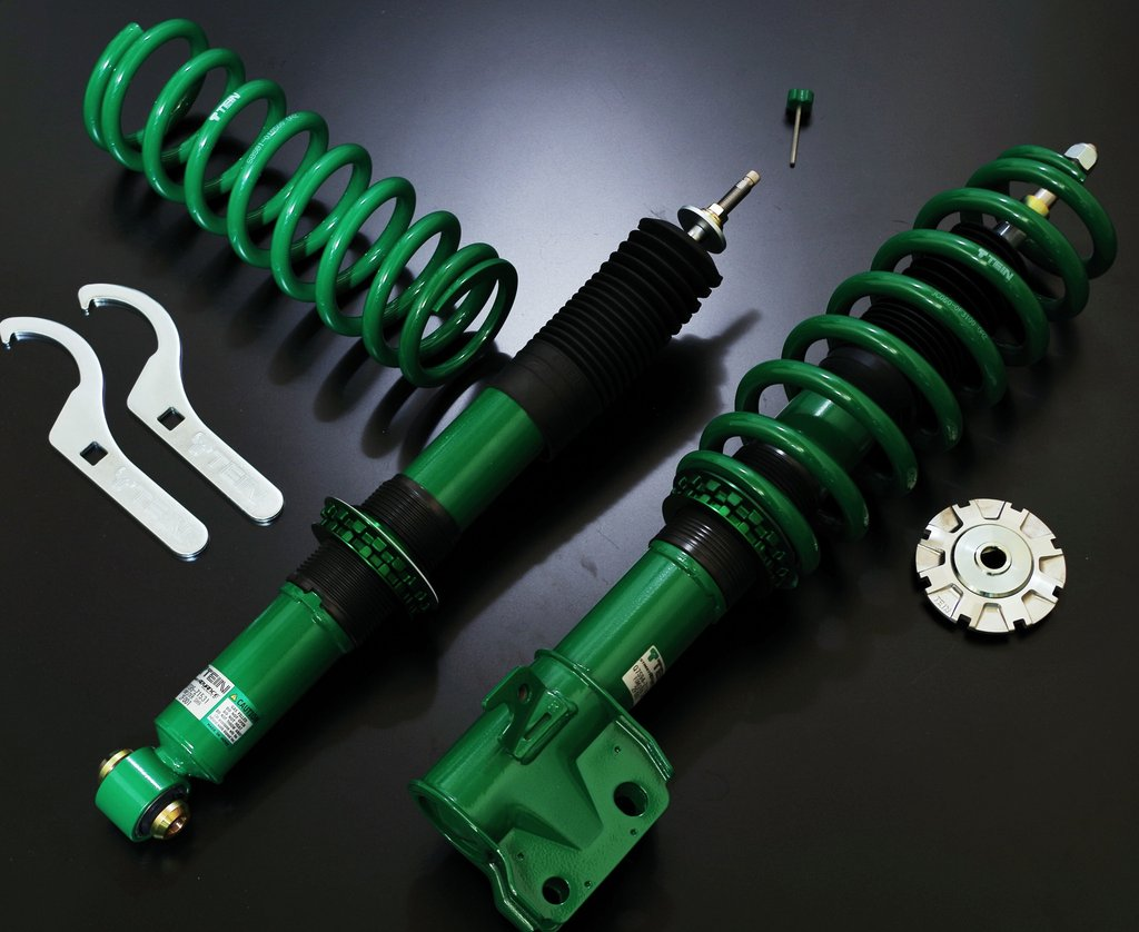 TEIN STREET ADVANCE COILOVERS VOLKSWAGEN GOLF VARIANT (VII) AUCHP 2014.01+
