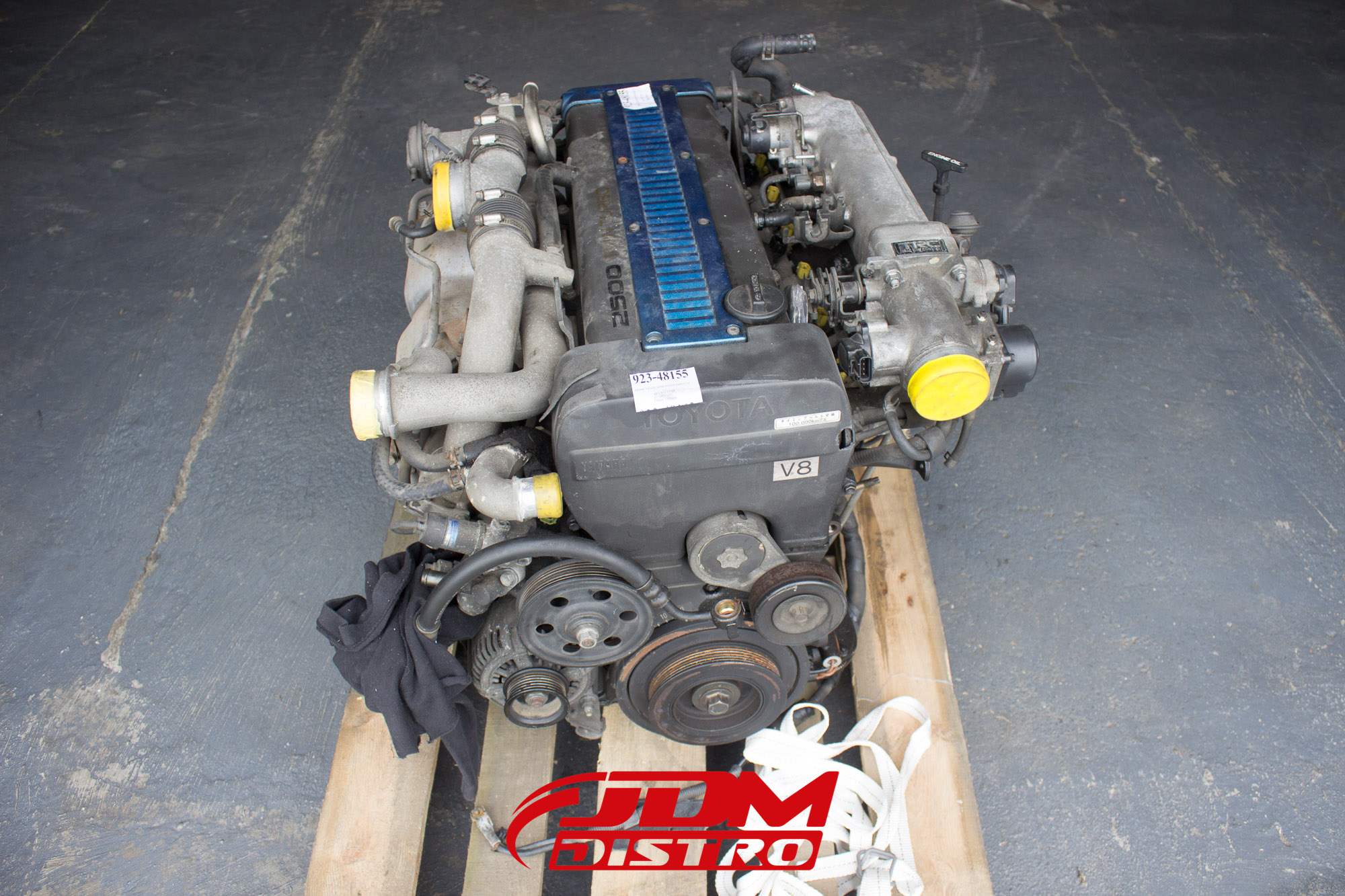 TOYOTA CHASER / SOARER 1JZGTE FRONT SUMP NON-VVTI ENGINE