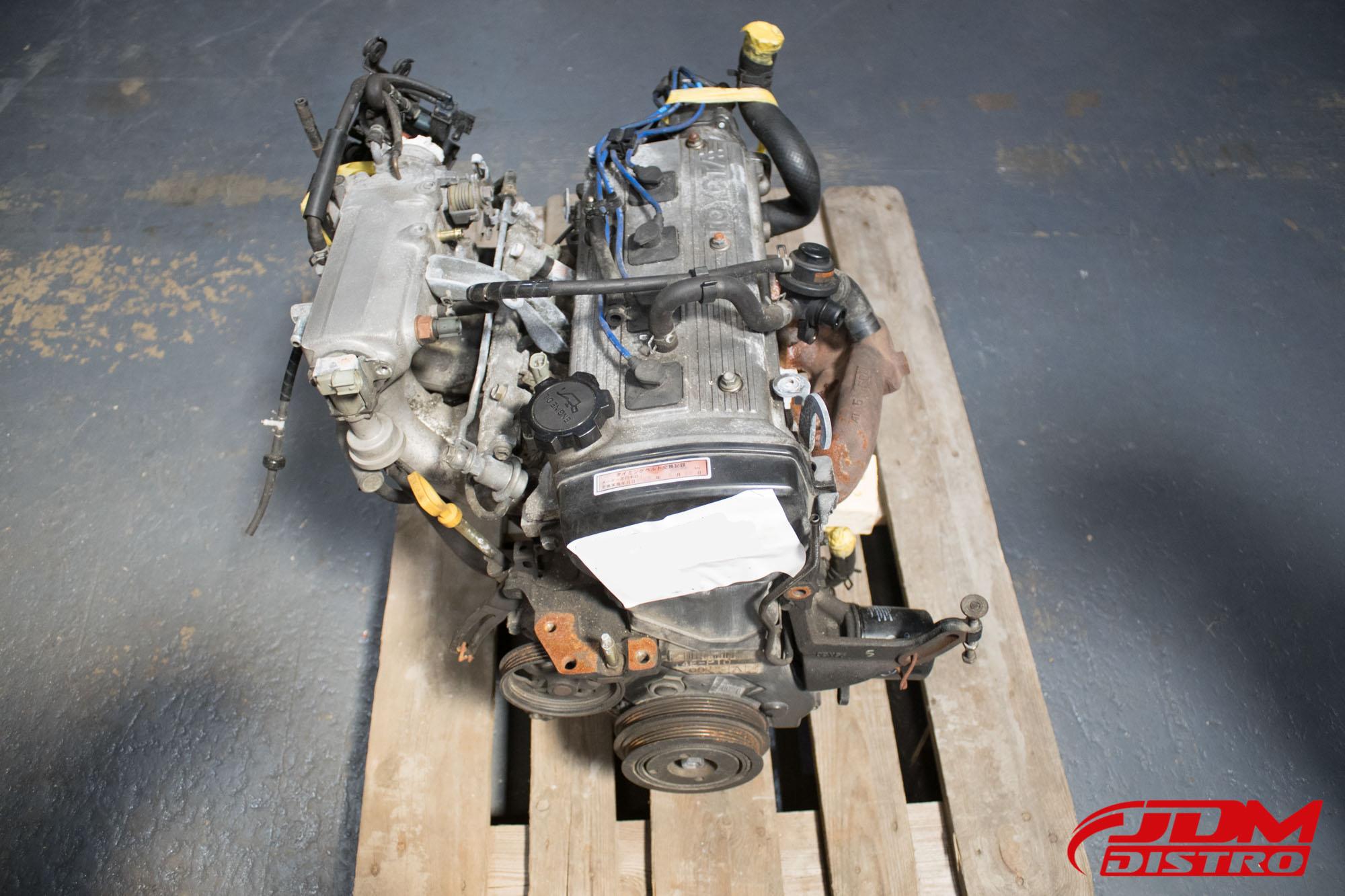 Toyota Starlet Glanza Turbo Ep Ep Efte Engine For Sale Uk Ireland Europe