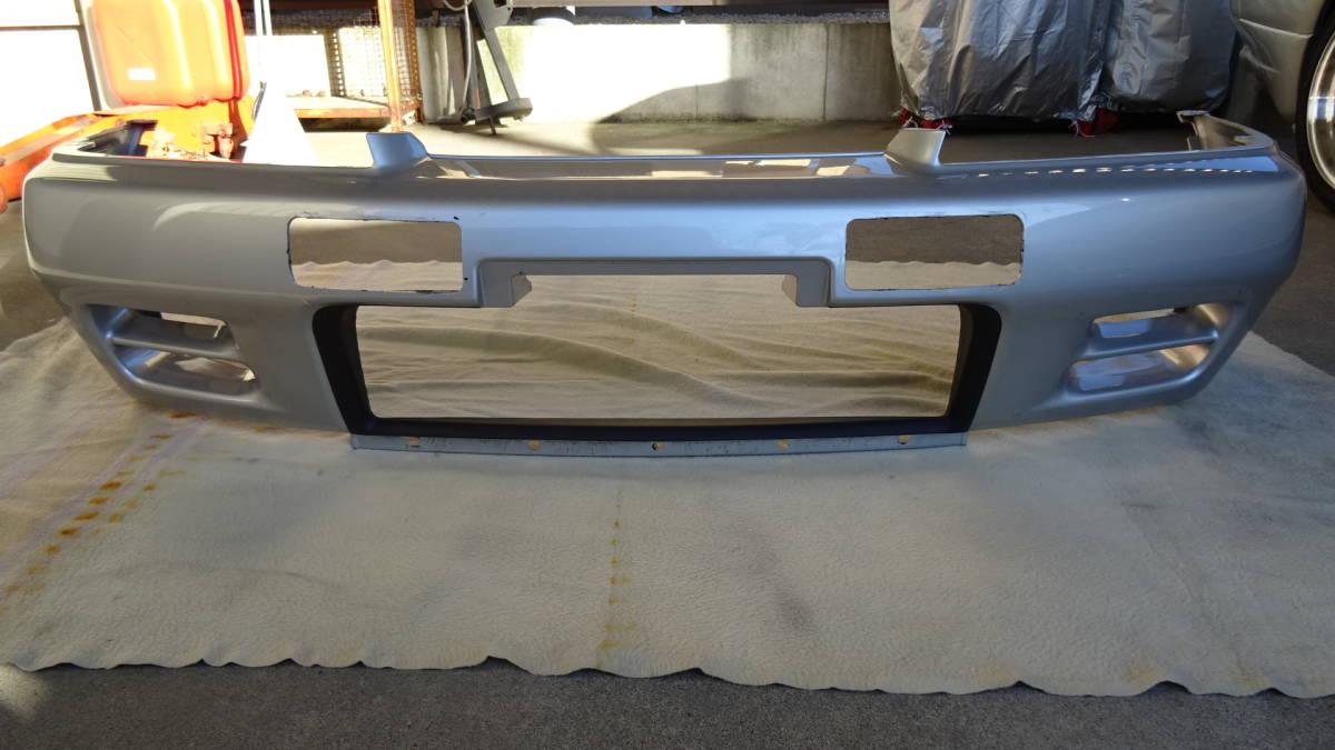 NISSAN SKYLINE R32 GTR GENUINE OEM N1 FRONT BUMPER