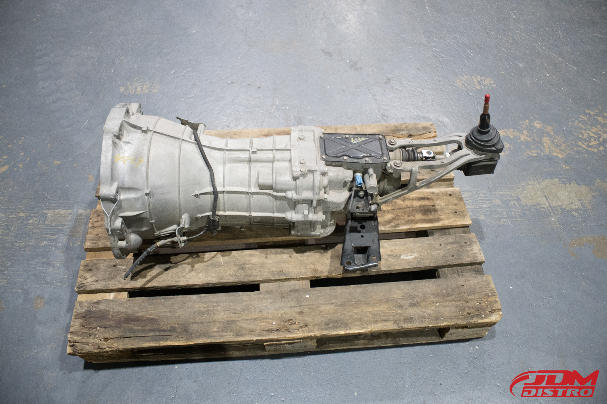 Cd009 Gearbox