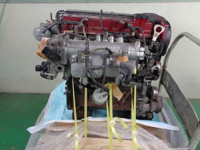 MITSUBISHI LANCER EVO 9 CT9A 4G63 MIVEC ENGINE