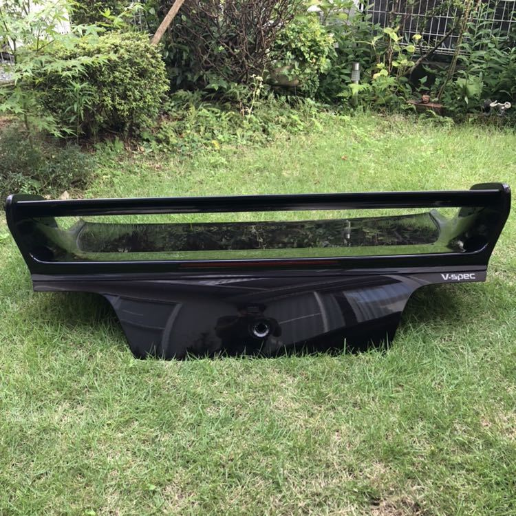 NISSAN SKYLINE R33 GTR GENUINE OEM REAR WING SPOILER
