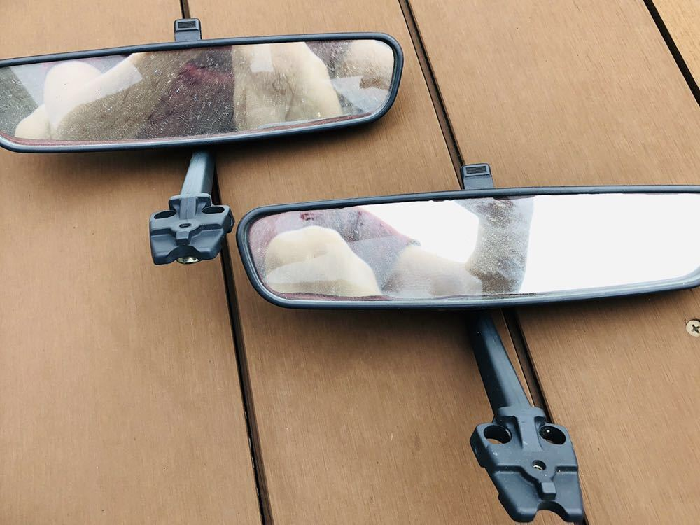 Nissan 180sx S13 Genuine Anti Glare Rear View Mirror