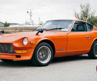 A Datsun Z Calls To Distro: Behind The Shutter #27