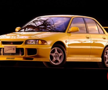 The Mitsubishi Evo III Shell, Jackie Chan and Thunderbolt: Behind The Shutter #31