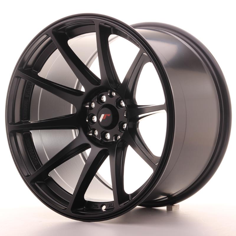 Japan Racing JR Wheels JR11 18x10.5 ET22 5x100 5x120 Black